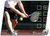 网球投注提示
